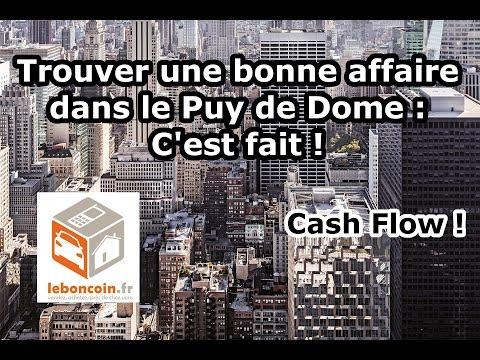 Immobilier : Trouver une bonne affaire dans le Puy de Dome : c'est fait !