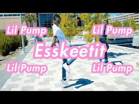 Lil Pump  ESSKEETIT  NRG