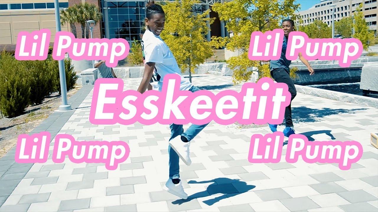 Lil Pump - ESSKEETIT (Official NRG Video) #1