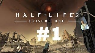 Half-Life 2 Episode One Chapter 1 - Undue Alarm Walkthrough - No Commentary/No Talking