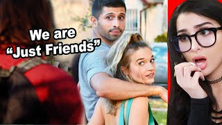 Girlfriend Not Allowed To Have Guy Friends