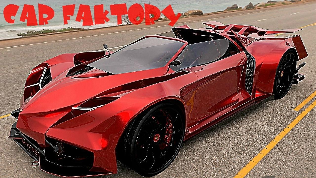 Amazing ultra-rare supercars in the world - Rediff.com ... |Rare Supercars