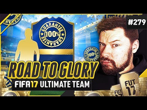 GUARANTEED TOTS PACK!! - #FIFA17 Road to Glory! #279 Ultimate Team