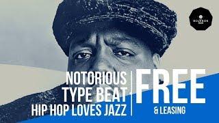 Hip Hop Loves Jazz - Simple Smooth Jazzy beat // 90's Boom Bap Instrumental 2015