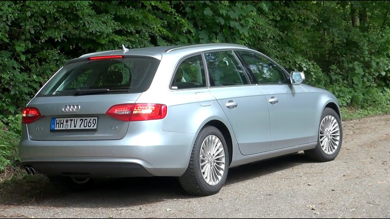 2015 audi a4 avant multitronic 2 0 tdi 150 hp test drive youtube. Black Bedroom Furniture Sets. Home Design Ideas