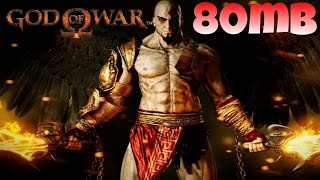 God of War high graphic game download in android 80mb only