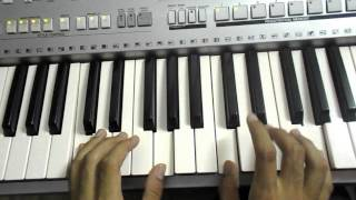 Belajar Keyboard dan Piano lagu anak Ambilkan Bulan Bu