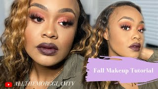 Fall Makeup + Outfit| Get Ready With Me + Chit Chat
