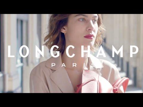 Longchamp Spring 2016 Campaign