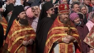 Проповедь Патриарха Кирилла во вторник Светлой седмицы