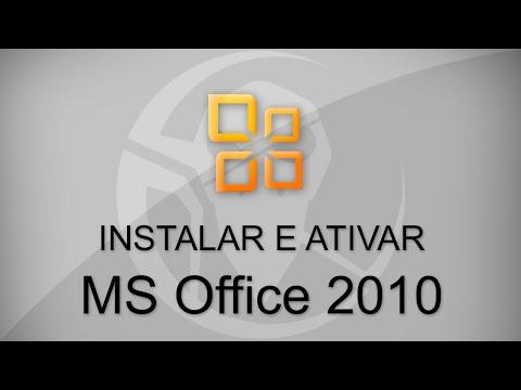 ativar office 2010