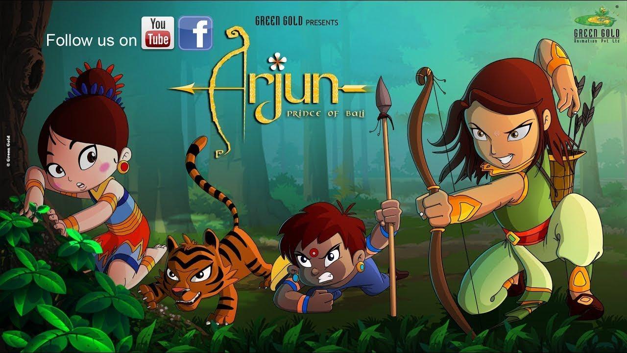 Arjun - Prince of Bali - Song