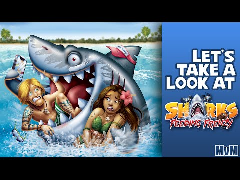 Let's Take A Look At Sharks: Feeding Frenzy