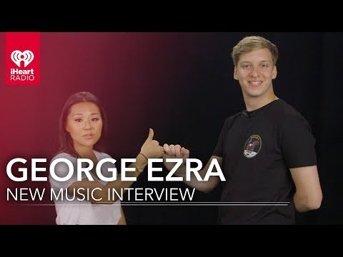 "George Ezra on ""Don't Matter Now"" 