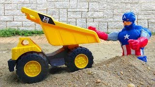 🚚 Trucks, superman and dinosaurs 🚚 H491P Toys for kids 🚚