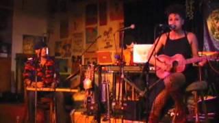 Tbird Luv-Eyes Make Water Performed Live at Ashkenaz