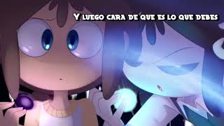 Video Karaoke ¿Eres lobo o Cordero? Cover Eddochan ft/Itsfandubtime || SERIE ANIMADA | #FNAFHS 2 con letra download MP3, 3GP, MP4, WEBM, AVI, FLV Mei 2018