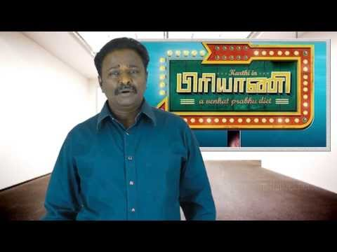 Briyani Review Tamil Movie - Tamil Talkies