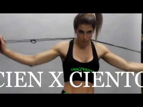 CinthiA Fernandez CIEN X CIENTO - FITNESS ARGENTINA