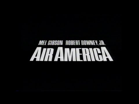 Random Movie Pick - AIR AMERICA MOVIE TRAILER [VHS] 1990 YouTube Trailer