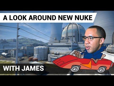 A look around new nuke
