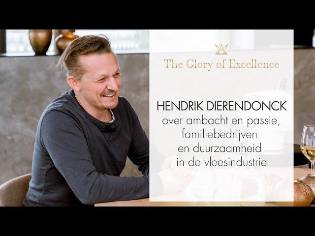 #1 Hendrik Dierendonck over ambacht en passie, familiebedrijven en duurzaamheid in de vleesindustrie