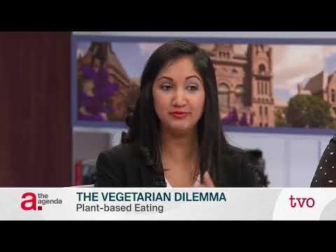 Slaughterhouse workers always eating vegetarian at slaughter plant