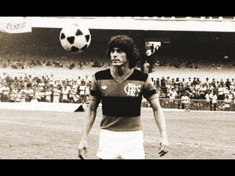 Lico, o camisa 11 do Flamengo