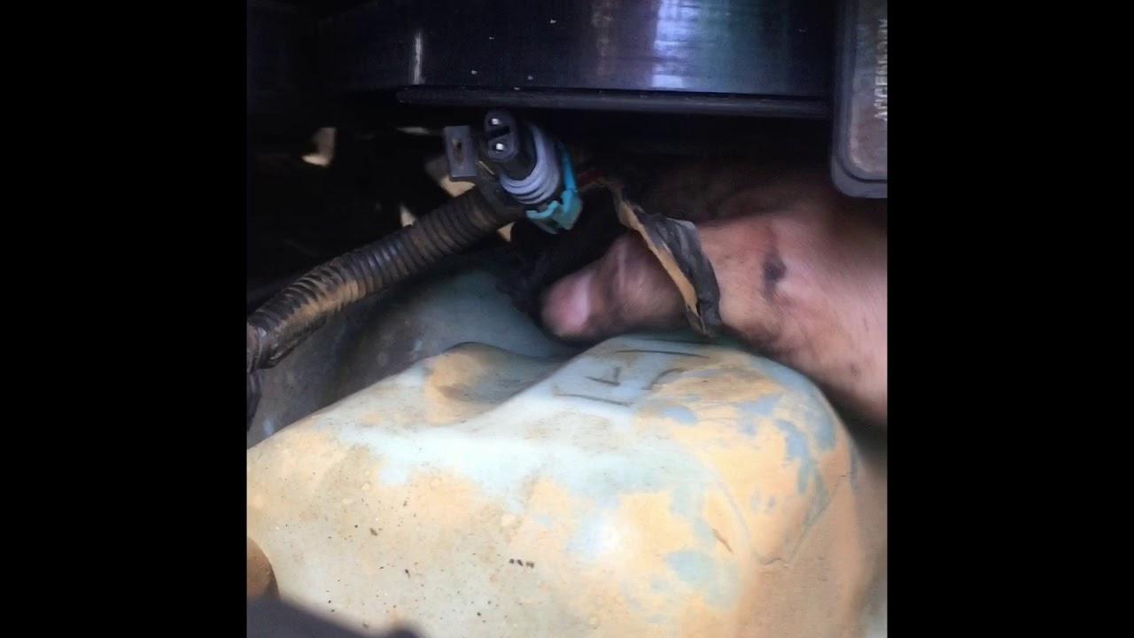 small resolution of buick rendezvous alternator power steering pump