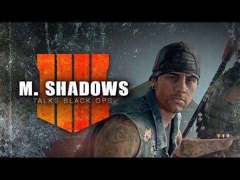 BEARDO - M. Shadows Talks Call of Duty 4 - Operation Apocalypse Z