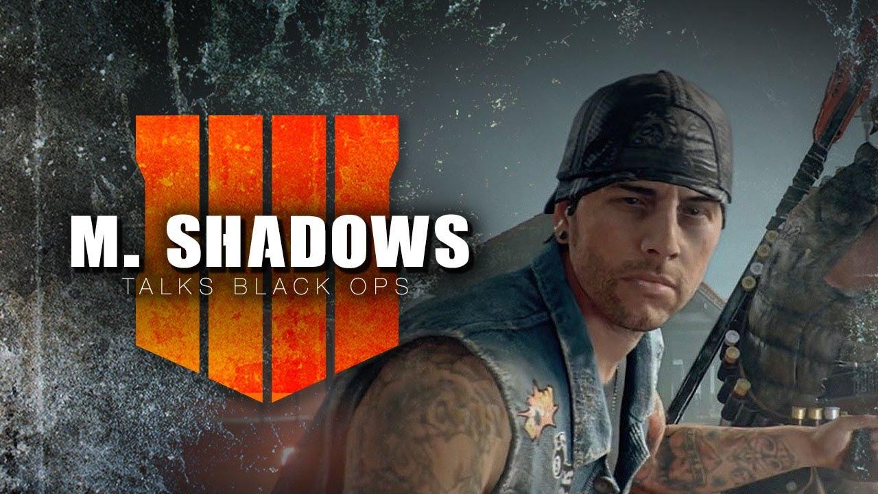 M shadows gamertag
