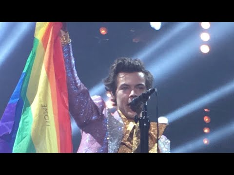 Harry Styles Live On Tour Milan, Italy - April 2, 2018 (FULL CONCERT)