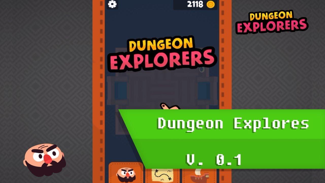 Espaço Desenvolvedor - Dungeon Explores