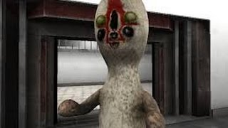 Never play hide and seek with scp 106