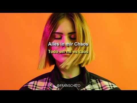 Mathea - Chaos (Lyrics + Sub Español)