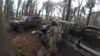 Op: Broken Contract | Bellurgan Park Milsim | PMC Bravo & Alpha Teams