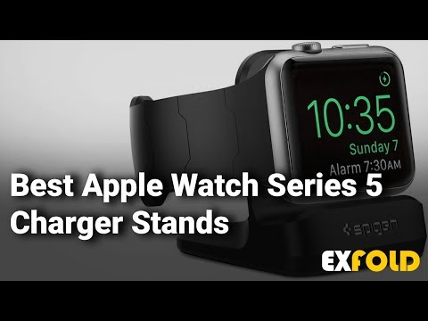 Best Apple Watch Series 5 Charger Stands: Complete List with Features & Details - 2019