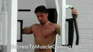Weight Lifting How To Gain Muscle Fast