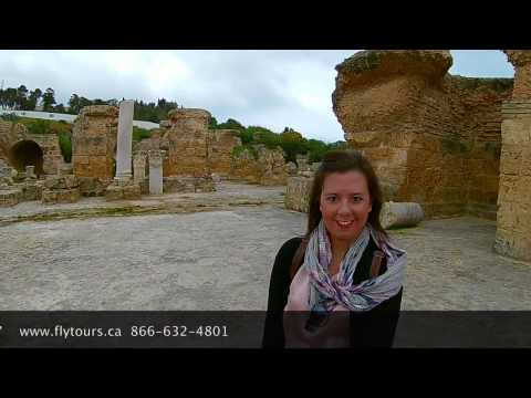 Tunisia March 2017 Voyages Fly DK Travel