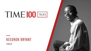 Keedron Bryant's Anthem for Justice Has Led to a 'Dream Come True' | TIME 100 Talks