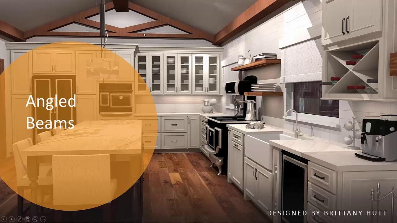 outstanding 2020 new kitchen designs | 2020 Design Webinar: What's New in 2020 Design v11.12 ...