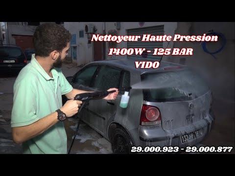 Download Nettoyeur Haute Pression 125 BAR - VIDO