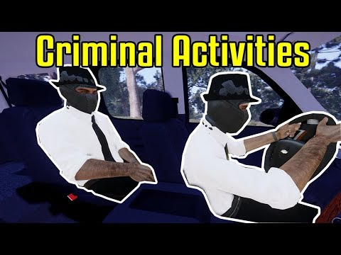 Criminal Activities - Project Life