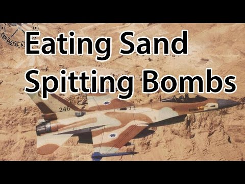 Falcon 4 BMS Eating Sand, Spitting Bombs