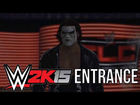WWE 2K15 - nWo Wolfpac Sting Entrance, Finisher & Winni ...