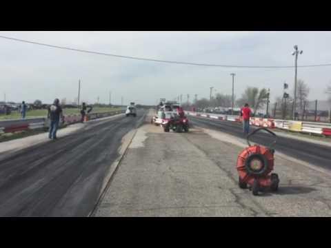 Blown Anglia Match Race A/GAS Racing vs Lil Bit