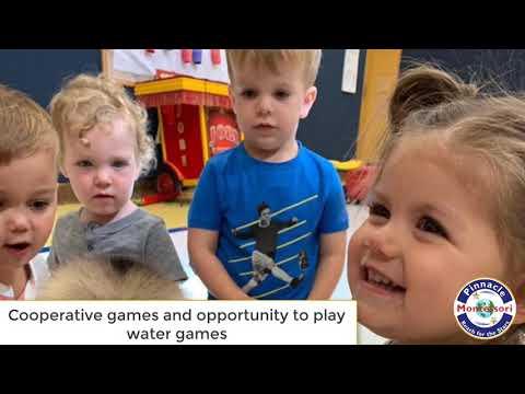 Summer Camp at Pinnacle Montessori More Fun and Learn!