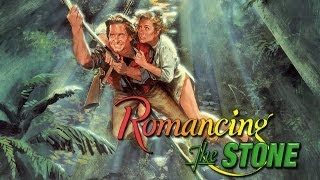 Romancing The Stone (1984) Robert Zemeckis Movie Review