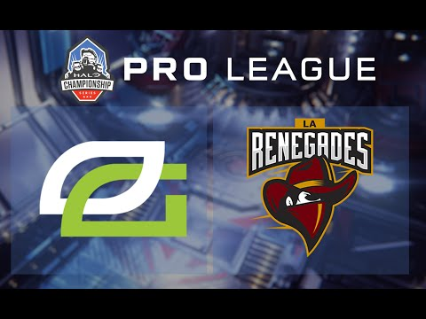 Group A WB Round 1 - OpTic Gaming vs Renegades - HCS PL Summer Qualifier