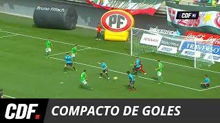Audax Italiano 3 - 1 Deportes Iquique | Torneo Scotiabank 2018 | Fecha 23 | CDF